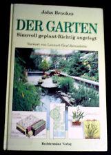 "John Brookes ""Der Garten"" Sinnvoll geplant - Richtig angelegt"