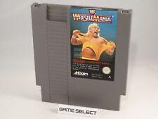 WWF WWE WRESTLING WRESTLEMANIA NINTENDO NES 8 BIT PAL A UKV CARTUCCIA ORIGINALE