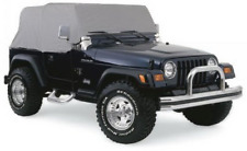 1261 4 Layer Gray Cab Cover for 1976-2006 Jeep Wrangler Soft or Hard Top