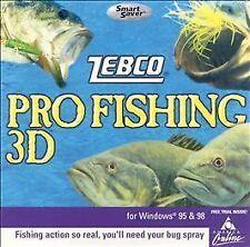 Zebco Pro Fishing (Jewel Case) - Windows NT
