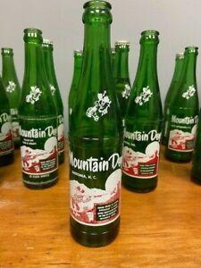 "VERY RARE Mountain Dew Hillbilly Bottle ""GASTONIA, N. C."" 1964"