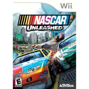 NASCAR Unleashed - Nintendo  Wii Game