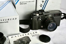 Hasselblad XPan 35mm Panoramic Camera