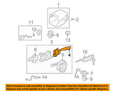 TOYOTA OEM 00-04 Avalon-Windshield Wiper Switch or Lever 8465207050
