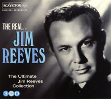Jim Reeves : The Real... Jim Reeves CD (2013) ***NEW***