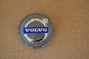 OEM Volvo Silver Wheel Rim Center Cap C70 S60 S40 V50 V70 S70 S80 850 940 960