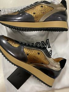 MCM sneakers shoes women scarpe donna size 36