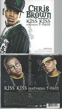 CD--CHRIS BROWN --- KISS KISS