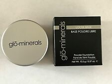 Glominerals LOOSE Base Powder Foundation Honey Medium