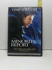 Minority Report (Dvd) 2 Disc