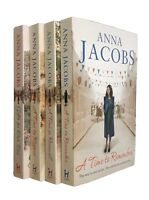 Rivenshaw Series  Anna Jacobs 4 Books Romance Family Time Gifts Renewal New