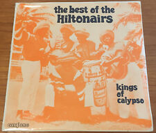 Best of the Hiltonairs 67 Calypso Ska Rock Steady Reggae Sealed LP Coxsone 8004