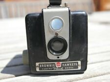 Vintage Brownie Hawkeye Camera Flash Model by Eastman Kodak