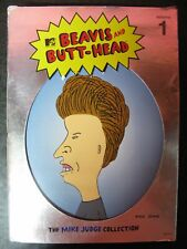 Beavis and Butt-Head Volume 1 The Mike Judge Collection 3 DVD Set