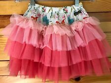 Matilda Jane Popsicle Tutu Skirt Girls EUC It's A Wonderful Parade Exclusive  4