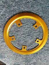 ORIGINAL RALEIGH GOLD ULTRA BURNER CHAIN GUARD ORIGINAL 80S BMX