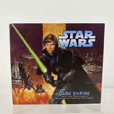 Star Wars: Dark Empire by Tom Veitch (2005, CD, Abridged) DARK HORSE COMICS RARE