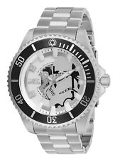 Invicta 26595 Star Wars Men's 47mm Stainless Steel Silver Dial Automatic Watch