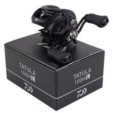 NEW DAIWA TATULA 100HL 6.3:1 LEFT HAND BAITCAST REEL TTU100HL