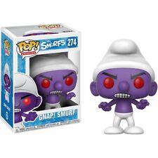 Funko Pop Animation Gnap Smurf (Purple)