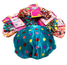 Bettina Lined Shower Cap Keep Your Hair Dry - Assorted Colours 1Pc