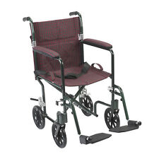 Flyweight Lightweight Wheelchair FW19BL by Drive Medical