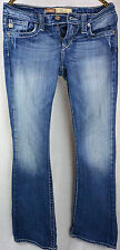 Big Star Jeans Size 27 x 31 Womens Remy Low Rise Bootcut Medium Wash Pants