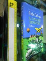 LIBRO:Il cavaliere inesistente di Italo Calvino