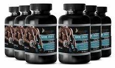 Nitric Oxide 3150mg Extreme Strength, Endurance & Recovery. Lean Muscle (6 B)