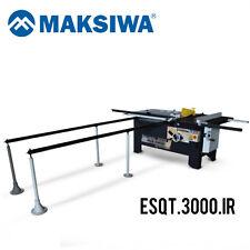 Maksiwa ESQT.3000.IR Black Edition, Panel Saw Tornado 3000MM-220V-3HP