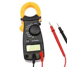 New MS2108A 4000 AC DC Current Clamp Meter backlight Frq Cap CATIII vs FLUKE WS