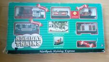 Holiday Trains: Northpole Holiday Express Boxed & Complete