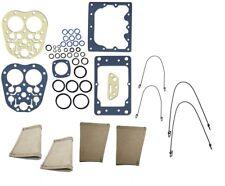 IH Farmall C, Super A, Super C Hydraulic Touch Control Block Repair kit & boots