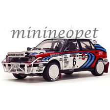 SUN STAR 3118 LANCIA DELTA HF INTEGRALE 16V WINNER 1991 RALLY SAFARI KENYA 1/18