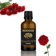Rose (Commercial) Essential Oil 100ml Natural Aromatherapy Essential Oils