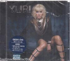 SEALED - Yuri CD Invensible NUEVO 11 Canciones FT Reik y El Cata BRAND NEW