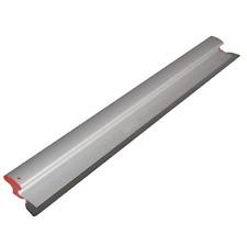 "Drywall Skimming Blade 48"" Stainless Steel European Made Paint Plaster Finishing"