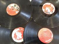 """COLECCION ANA BELEN VICTOR MANUEL 5 X LP VINILO 12"""" SOLO LOS VINILOS SIN CARPETA"""