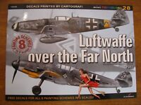 Kagero Mini Topcolors #28 Luftwaffe Over The Far North  Decals & Painting 15028