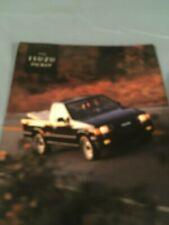 1993 Isuzu Pickup  Brochure