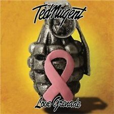 Ted Nugent Love Grenade CD NEW SEALED 2007 Heavy Metal