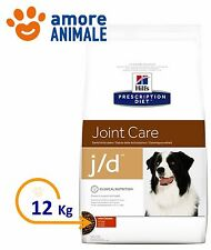 Hill's Prescription Diet J/D da 12 kg - Crocchette per cane cani