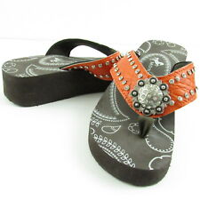 Montana West Sugar Skull Gothic Sandals Collection