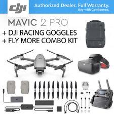 DJI MAVIC 2 PRO with HASSELBLAD Camera + FLY MORE COMBO KIT + DJI RACING GOGGLES