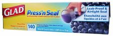 New GLAD Press'n Seal Sealing Wrap Value Size 13m² (43.4m x 30cm) 140 sq ft