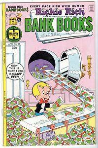Richie Rich Bank Books #28, Fine - Very Fine Condition*