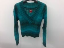 Maglia Miss Sixty verde in lana mohair tg S