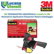 3M TENDINASTRO UNIVERSALE modello H180 Nastratrice Dispenser Nastro Imballaggio