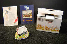 Lilliput Lane Riverview English Collection Midlands Nib With Deeds 1987 #00300