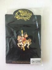 Disney Auctions Mickey Mouse Carousel Pin 2003 NEW in Original Bag Mint LE 1000